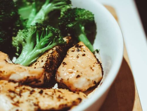 Foods for iron deficiency
