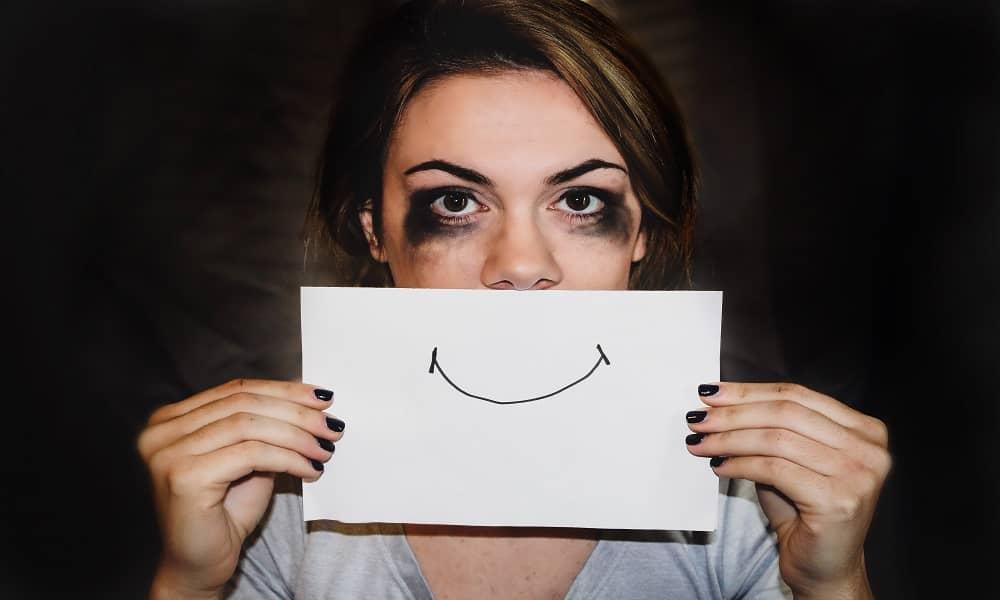 Is smiling depression dangerous