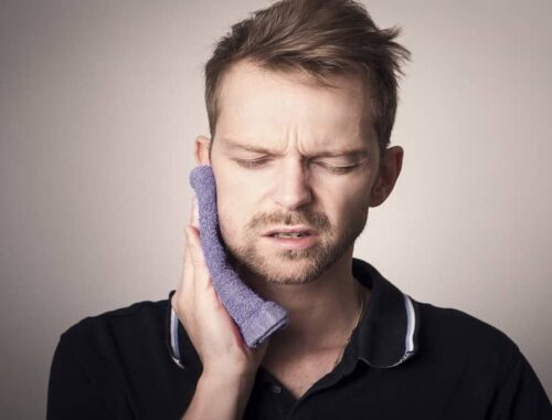 how to get rid of mouth blisters