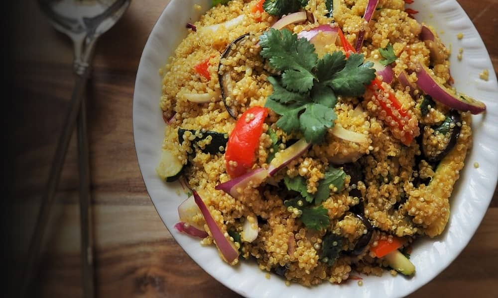 is quinoa good for weight loss