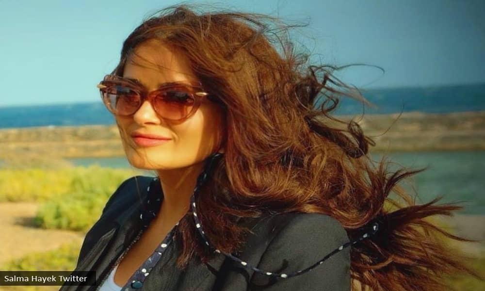 Salma Hayek Skin Care