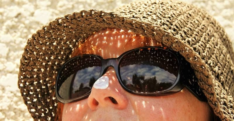 How to Prevent Skin Damage After Sunburn blisters