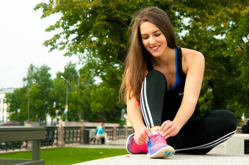 exercise to get periods immediately