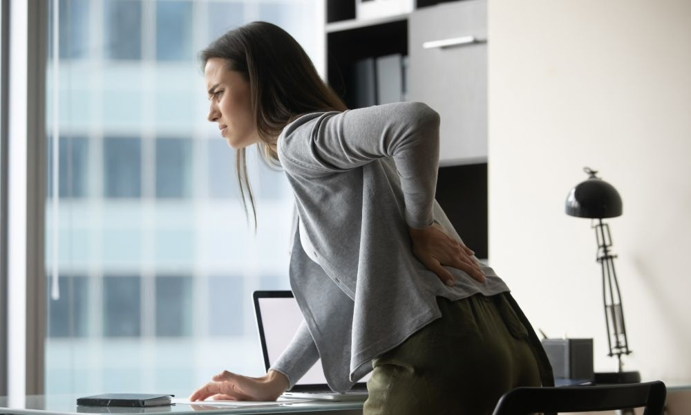 how to loosen tight lower back muscles